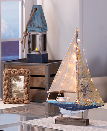 Coastal Home Decor Collection