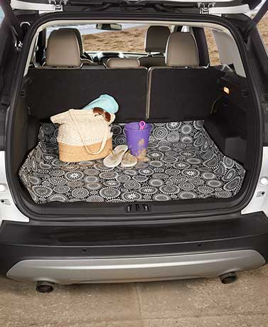 Cargo Mat with Bonus Accessory Pouch