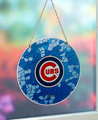 MLB™ Art Glass Sun Catchers
