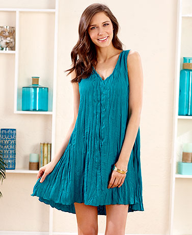 The Packable Summer Dress