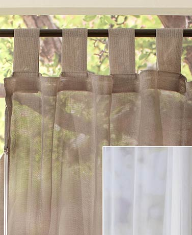 Outdoor Curtain Collection
