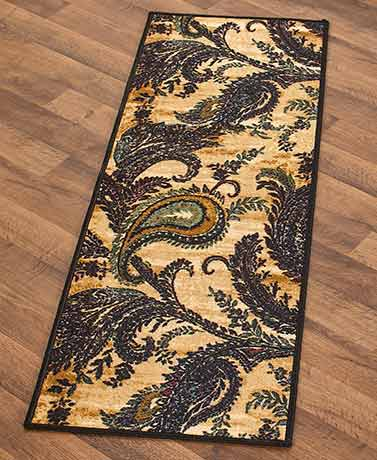 Decorative Rug Collection - Paisley