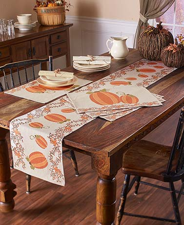 Pumpkin Patch Home Collection