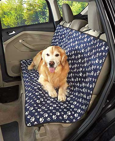 Quilted Car Seat Covers