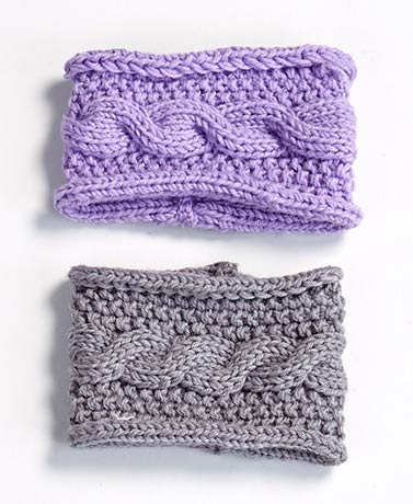 Sets of 2 Pet Infinity Scarves