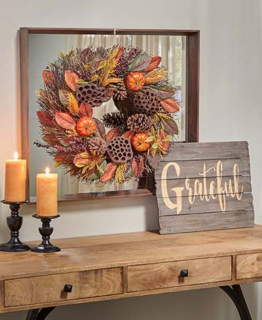 Harvest Home Decor Collection