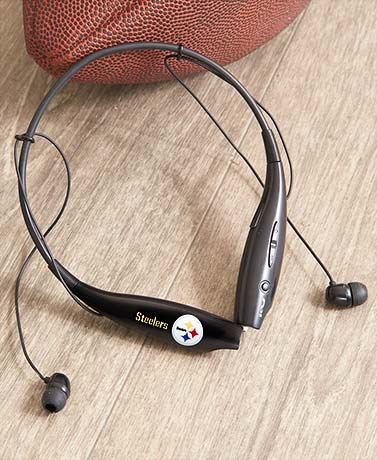 NFL Bluetooth® Neckband Earbuds