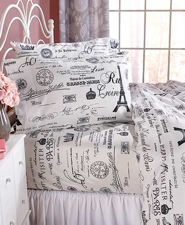 Paris Sheet Sets
