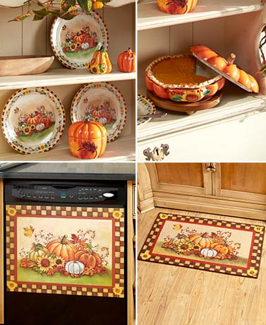 Harvest Bounty Kitchen Collection