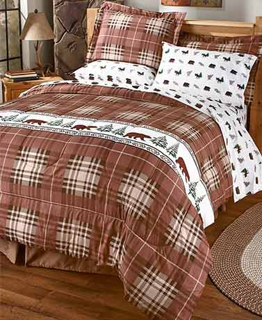 Kodiak Sheet or Comforter Sets