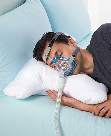 Sleep Apnea CPAP Pillow with Cover