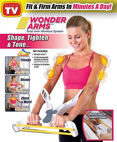 Wonder Arms™ Total Arm Workout System