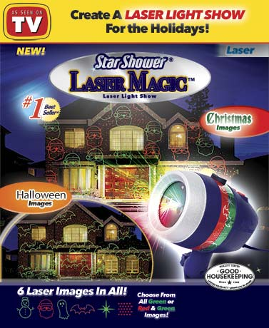 Star Shower® Laser Magic™
