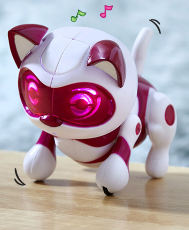 Tekno™ Mini Jumping Kitty or Puppy