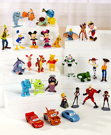30-Pc. Disney Figurine Set