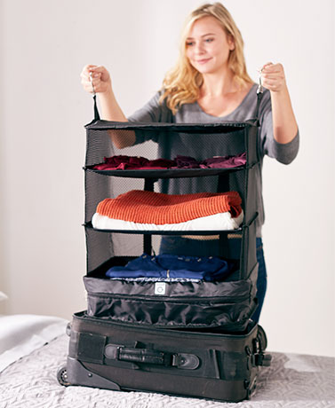Stow-N-Go Portable Luggage Systems