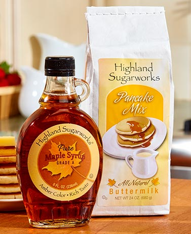 100% Pure Maple Syrup Gift Sets