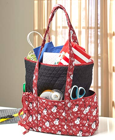 Quilted Super Totes