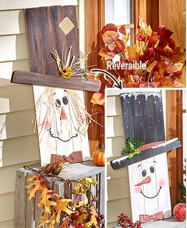 Reversible Seasonal Greeter