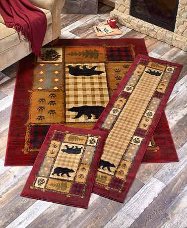 Lodge Rug Collections