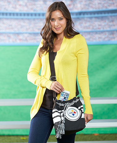 NFL Drawstring Handbags