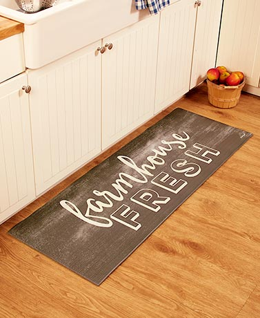 "55"" Themed Kitchen Runners"