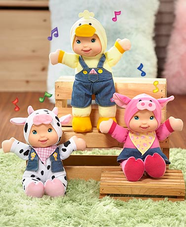 Baby's First™ Singing Farm Animal Friends