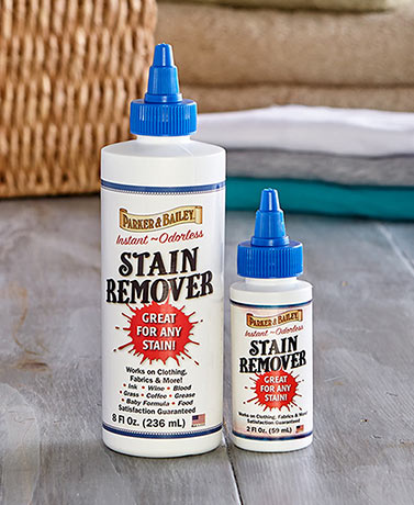 Parker and Bailey® Stain Remover Value Sets