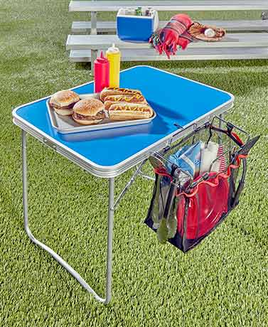 Portable Camping Table or Organization Bag