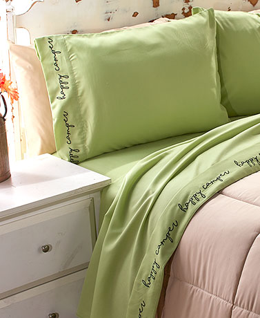 Happy Camper Bedding Collection - Sheet Sets