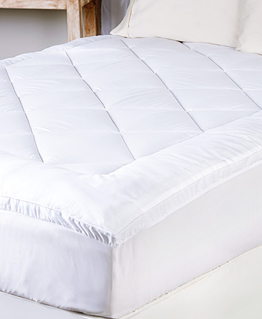 Waterproof Pillow-Top Mattress Pad