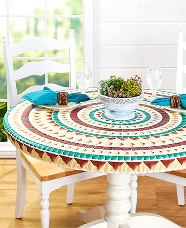Custom-Fit Table Covers