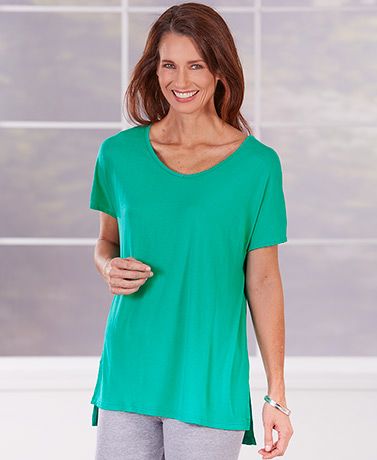 Sets of 2 Side-Slit Tunics