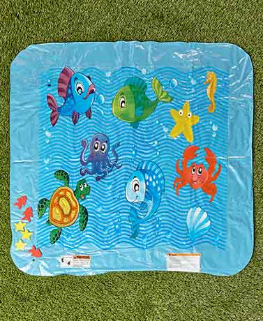 Squirt Baby Pool