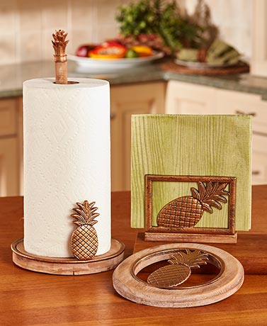 Pineapple Kitchen Collection