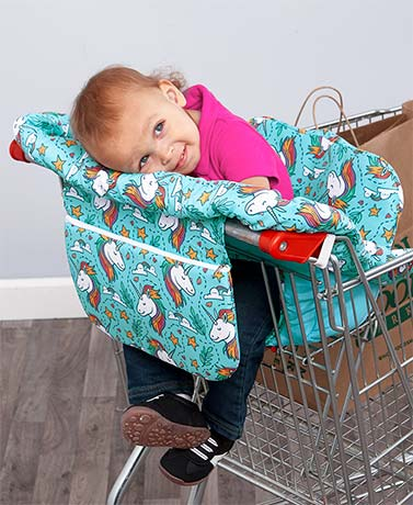 Portable Shopping Cart or High Chair Covers