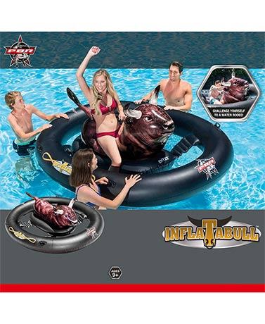 Intex® InflataBULL™ Pool Rider