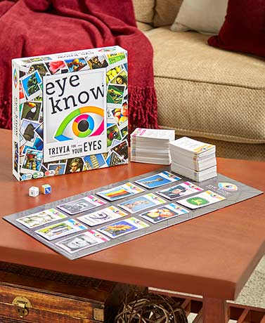 Eye Know® Trivia Game