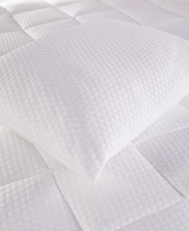 Cool Knit Pillow or Mattress Pad
