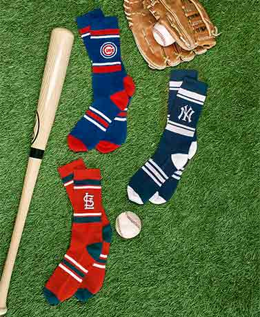 Men's MLB™ Crew Socks