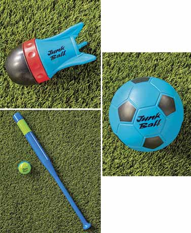 Junk Ball® High Soaring Outdoor Toys