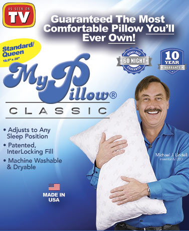 My Pillow®