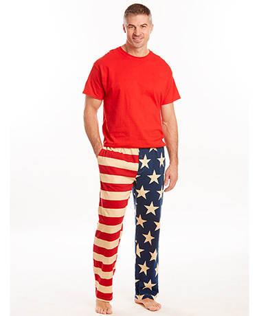 American Flag Loungewear - Pants