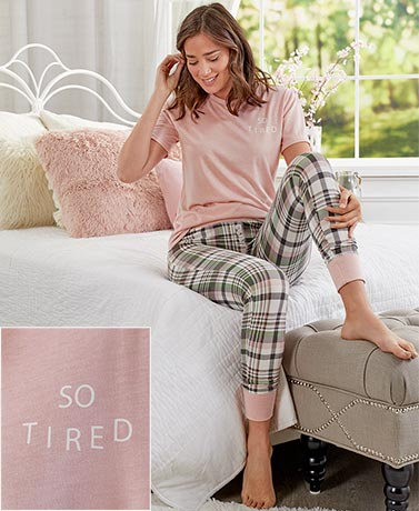 Sleep Shirt and Legging Sets