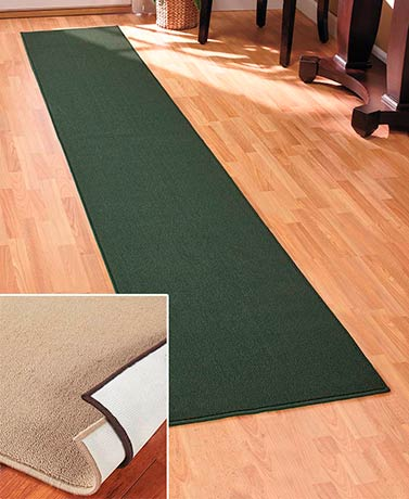 Extra-Long Nonslip Floor Runners