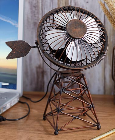 Windmill USB Desktop Fan
