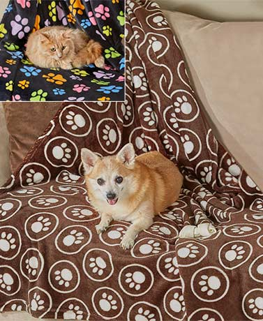 Spot™ Snuggler™ Ultra Soft Pet Blankets