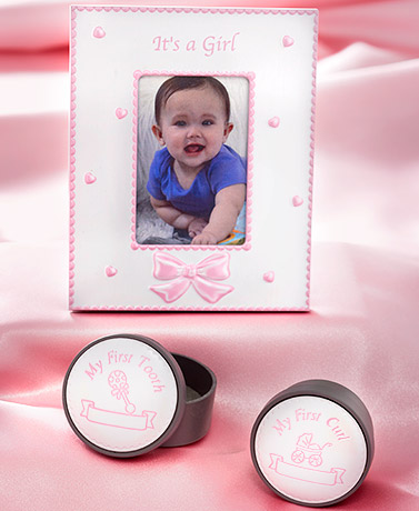 Welcome Baby Gift Set in a Box