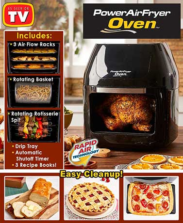 Power Air Fryer Oven™