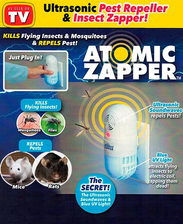 Atomic Zapper™